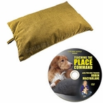 shop Bizzy Dog Bed Pillow Bed -- Large