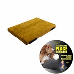"""Bizzy Dog Beds Crate Cushion -- 17"""" x 24"""""""