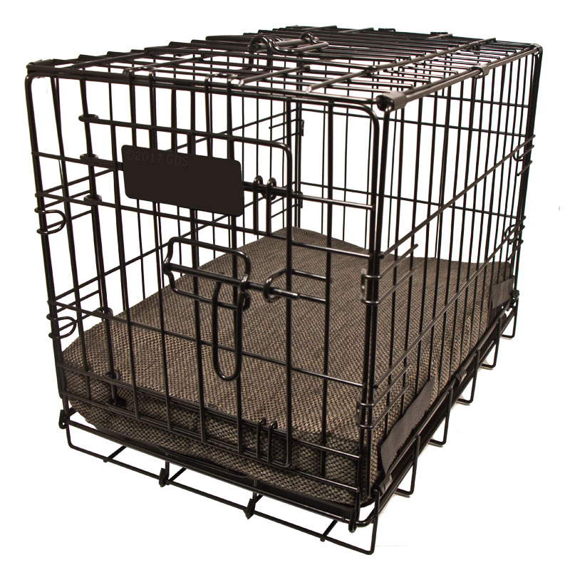 Bizzy Pet Beds Crate Cushion in Crate