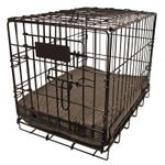 shop Bizzy Pet Beds Crate Cushion in Crate