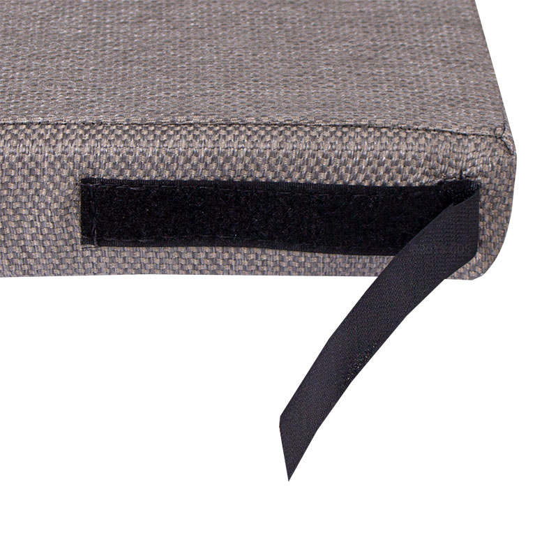 Bizzy Pet Beds Crate Cushion Velcro