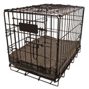shop Bizzy Pet Beds Crate Cushion Velcro in Crate