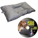 Bizzy Dog Bed with Zipper -- Extra Large