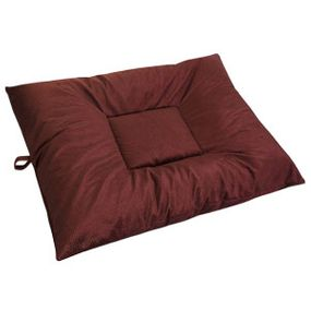 shop EXTRA LARGE Bizzy Beds® Dog Bed -- Cranberry