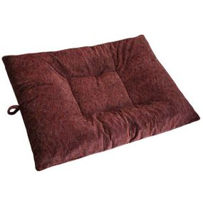 shop EXTRA LARGE Bizzy Beds® Dog Bed -- Burgundy Wine