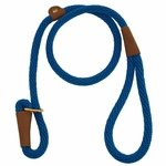 shop BLUE  British-Style Slip Lead by Mendota 4-Feet