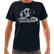 "shop BLUE ""Roxy"" + Gun Dog Supply Logo T-Shirt"