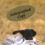 shop Book Autographed Copy sticker