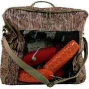 shop Mud River Nylon Dummy / Wader Bag -- Bottomland Camo