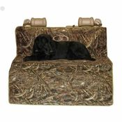 shop Mud River Ducks Unlimited Blades Camo Two Barrel Bench Seat Cover / Utility Mat