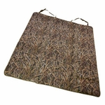 shop Mud River Ducks Unlimited Blades Camo 2 Barrel Bench Seat Cover / Utility Mat