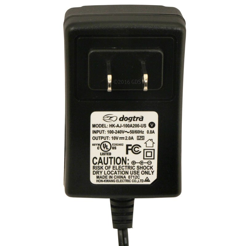 Dogtra Edge Charger Close Up