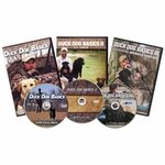shop Chris Akin's Duck Dog Basics Series Training DVDs