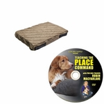"""12"""" x 18"""" Bizzy Dog Beds Crate Cushion -- LIMITED EDITION COLORS"""