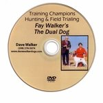 shop Dave Walker -- Fay Walkers The Dual Dog DVD