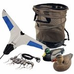 shop Decoy Bags, Waterfowl Flags, and Accessories