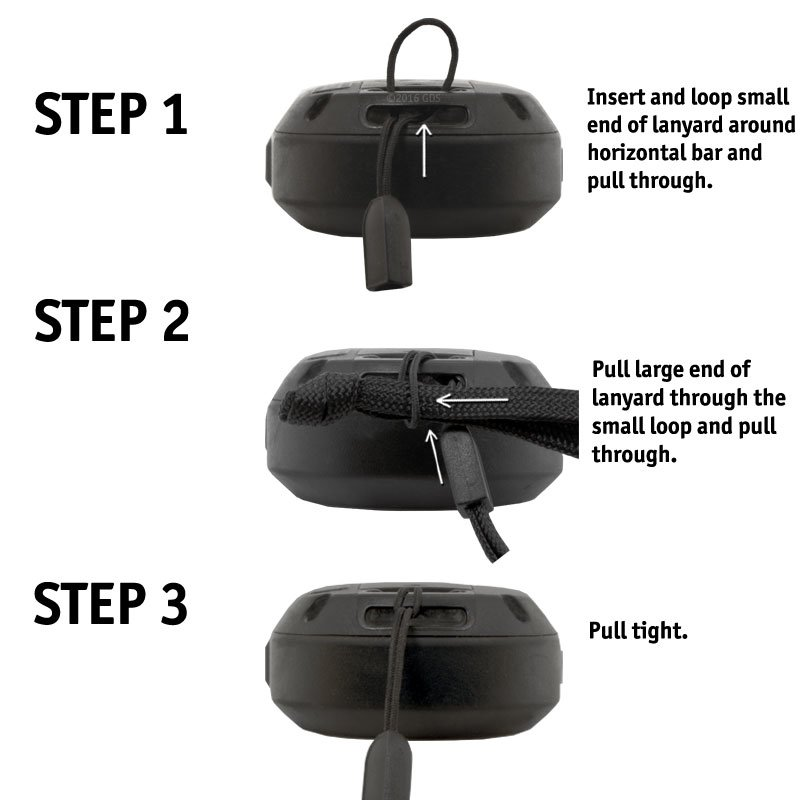 Mopix Delta Lanyard Instructions