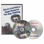 shop Do-It-Yourself Quail Preserve for Dog Training DVD