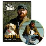 shop Dog Bone: Puppy Training -- First Things First with Jeremy Moore DVD