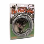 shop Dog Coated Tie-Out Cable Box -- Jumbo 10 ft. by OmniPet