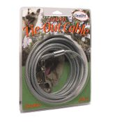 shop Dog Coated Tie-Out Cable Box -- Jumbo 20 ft. by OmniPet