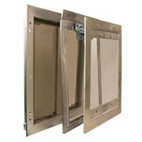 buy  Dog Doors from PetSafe and Gun Dog House Doors