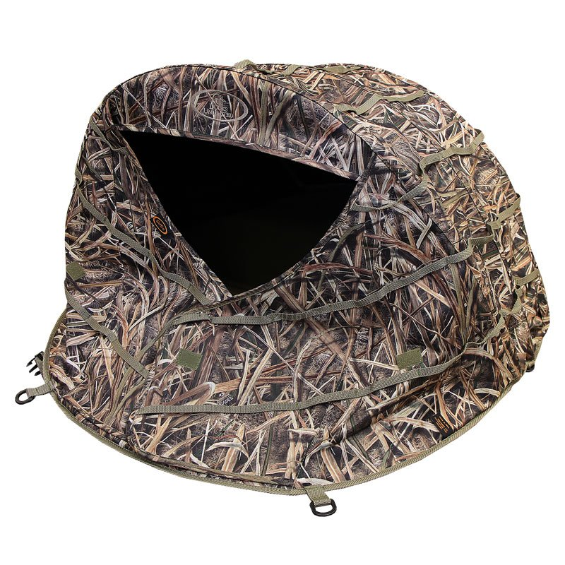 Dog Field Blind Front Closed