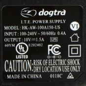 shop Dogtra 1900S Handsfree Charger Detail