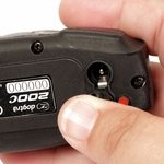 shop Dogtra 200C Transmitter Mud Plug Detail