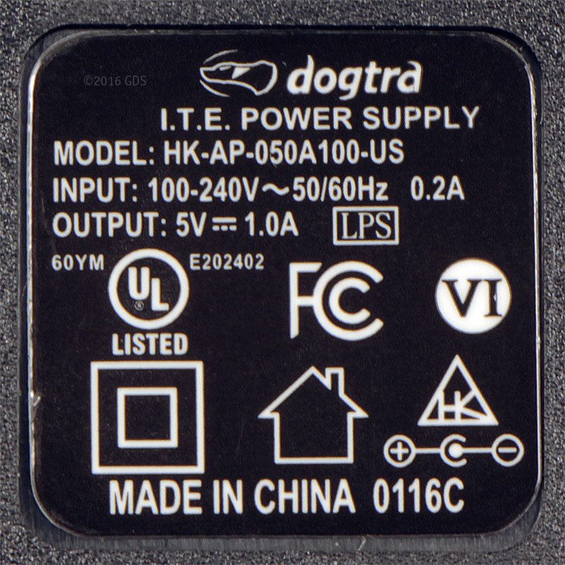 Dogtra 202C Adapter Detail