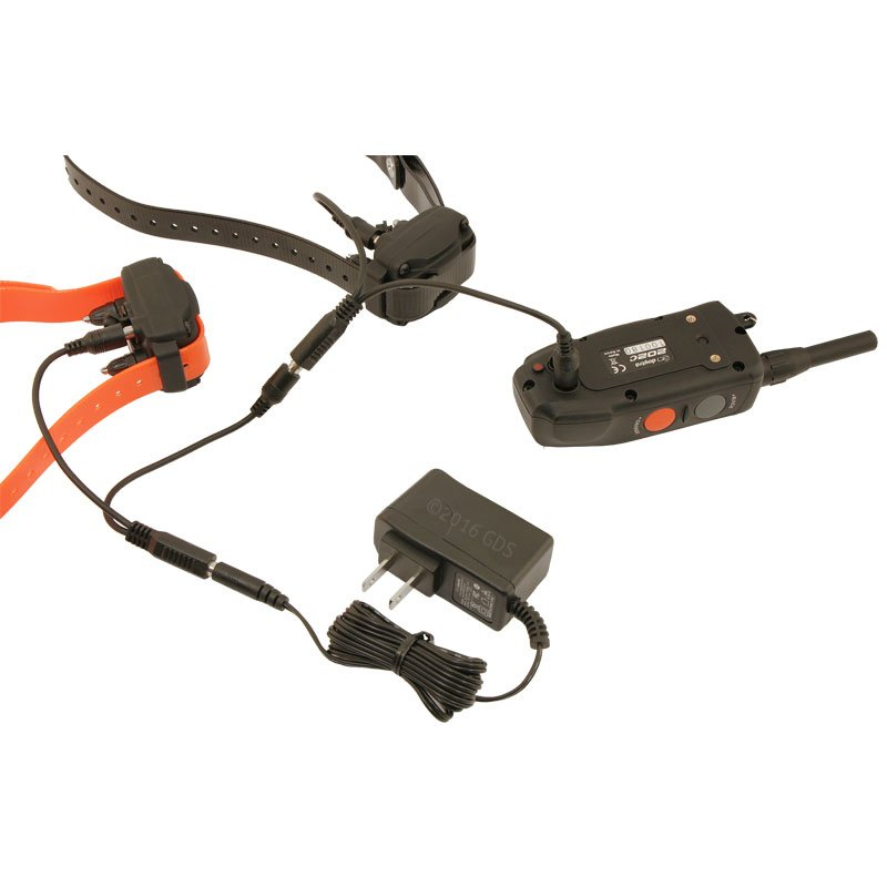Dogtra 202C Charger Connected