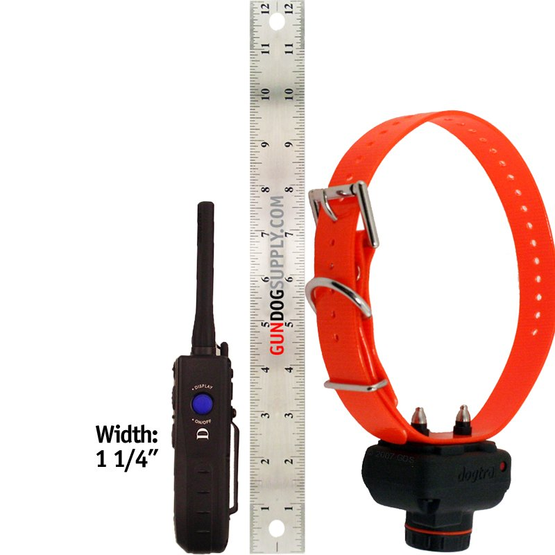 Dogtra 2502 T&B Collar and Transmitter Scaled