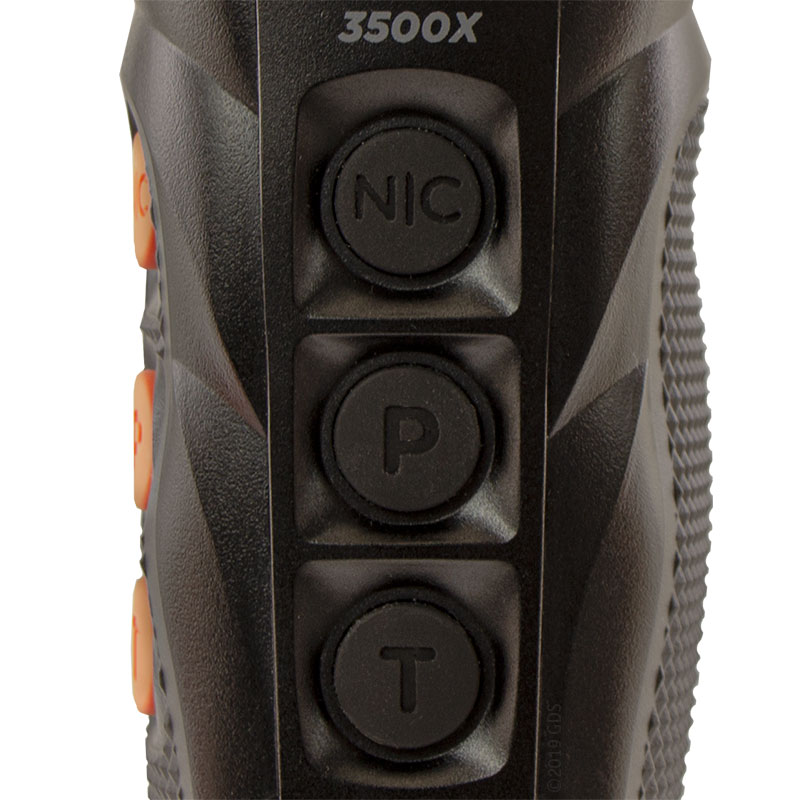 Dogtra 3500X Transmitter Front Controls