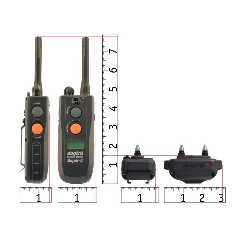 Dogtra 3502 NCP Collar and Transmitter Scaled