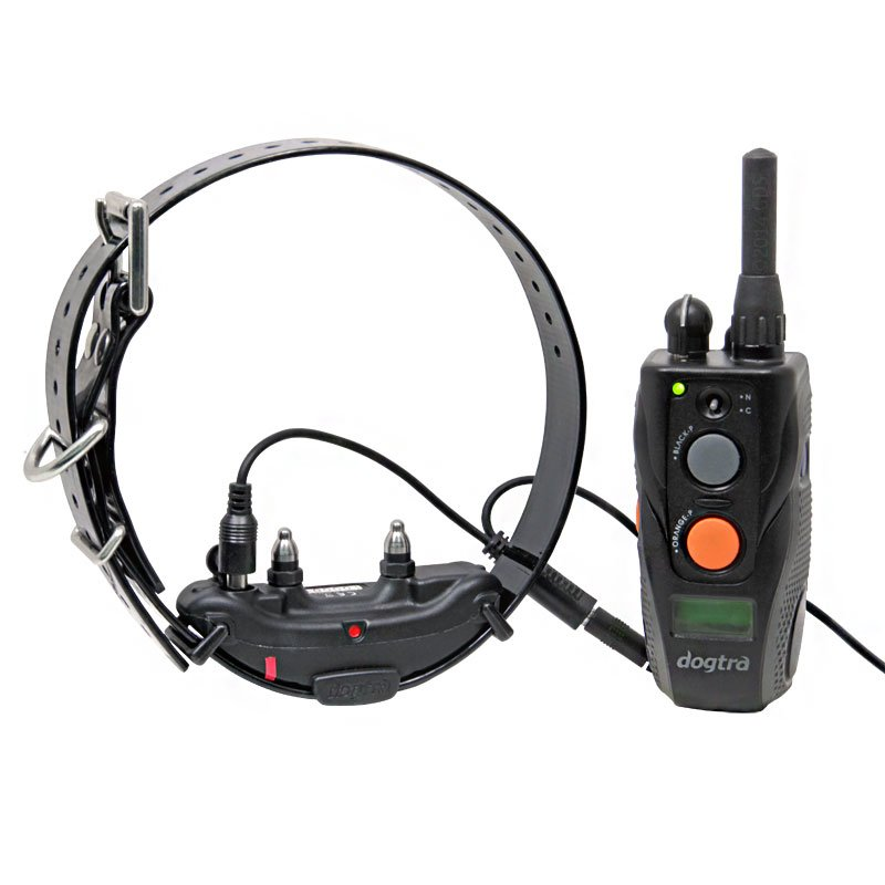 Dogtra ARC Collar and Transmitter Charging Lights