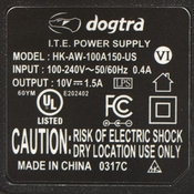 shop Dogtra ARC Handsfree Charger Detail