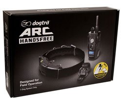 Dogtra ARC Handsfree Remote Dog Training Collar 1-dog