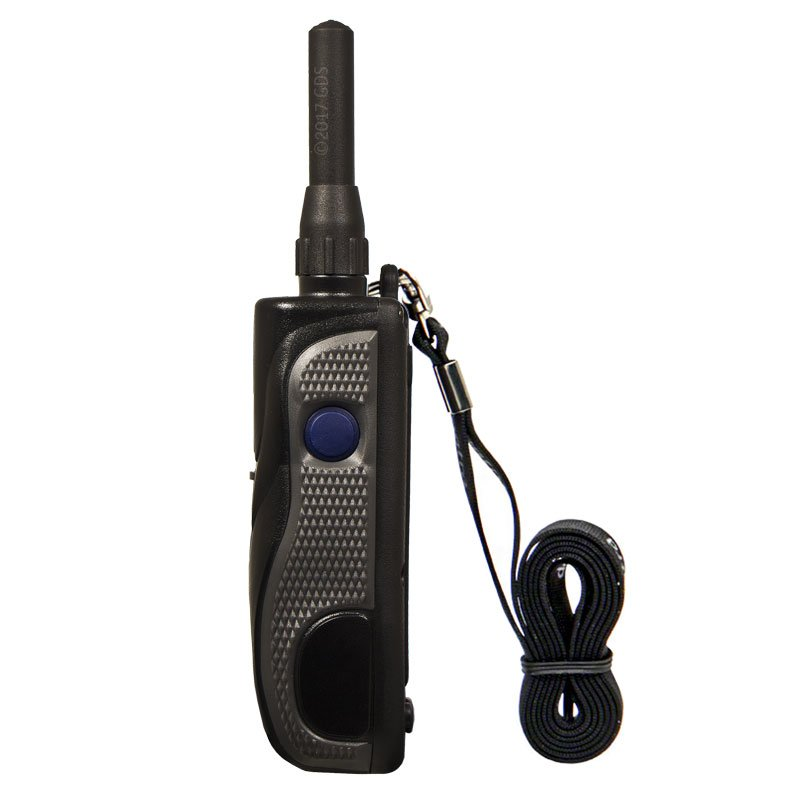 Dogtra ARC Handsfree Transmitter Right Side Detail
