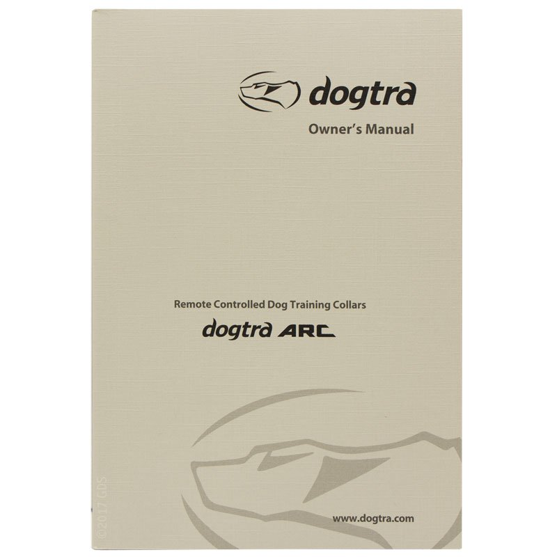 Dogtra ARC Manual