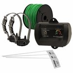 shop Dogtra e-Fence 3500 Rechargeable 2-Dog Containment System