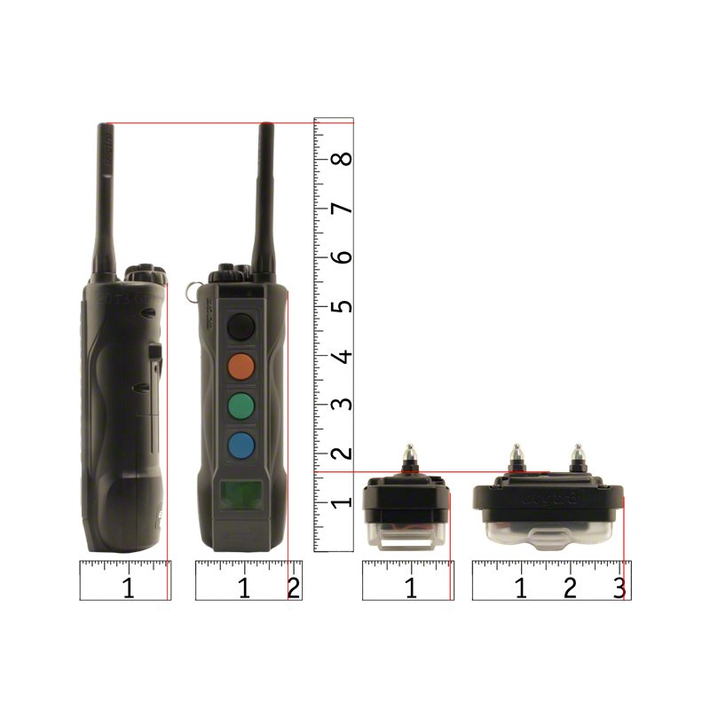 Dogtra Edge Collar and Transmitter Scaled