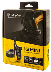 Dogtra iQ MINI Small Dog Training Collar