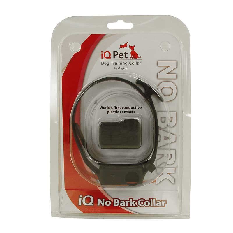 Dogtra iQ No-Bark Package Detail