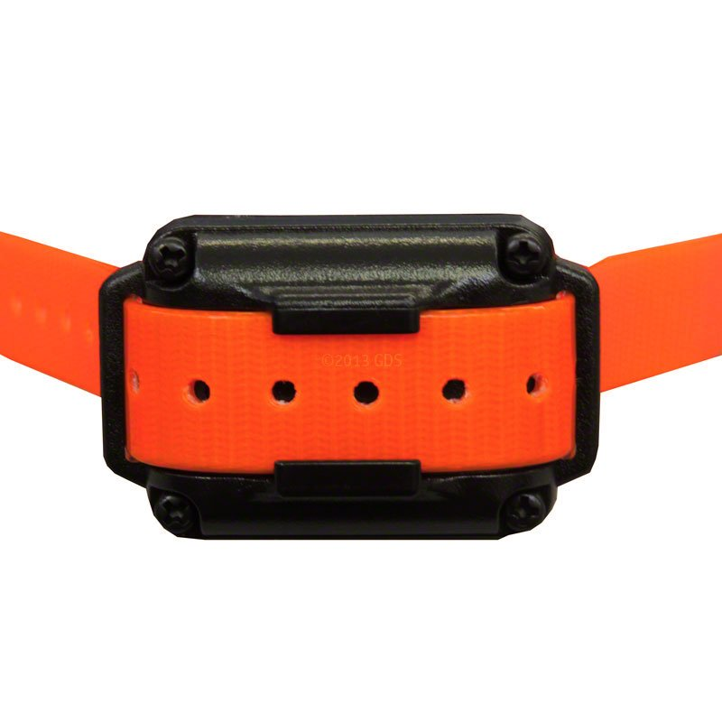 Dogtra iQ Plus Additional Collar Bottom of Collar Detail