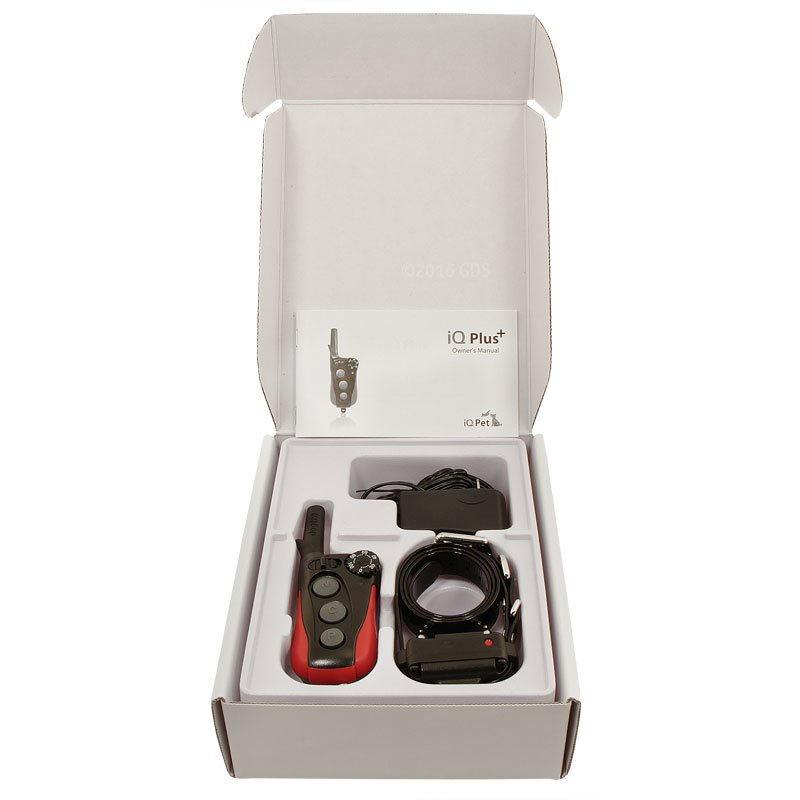 Dogtra iQ Plus Box Open