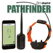 shop Dogtra Pathfinder GPS Dog Tracking + Remote Training Systems