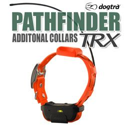 shop Dogtra Pathfinder TRX GPS Additional Collar
