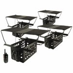 shop Dogtra Remote System w/ 4 Pheasant Launchers PLD-4