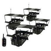 shop Dogtra Remote System w/ 4 Quail Launchers QLD-4