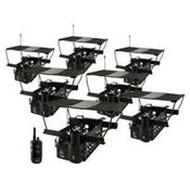 shop Dogtra Remote System w/ 7 Quail Launchers QLD-7